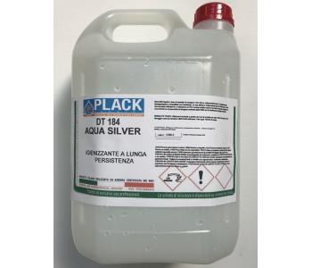 AQUASILVER DA LT.5 Specialità Liquida per Sanificazione Ambienti di Lavoro COVID-19