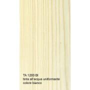Tinta all'acqua per legno bianco pastello per decoupage
