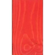 Tinta all'acqua per legno rosso traffico pastello per decoupage