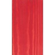 Tinta all'acqua per legno rosso oriente pastello per decoupage