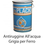 Antiruggine All'Acqua Grigia per Ferro